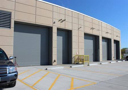 The Differences Between Commercial Garage Door Types